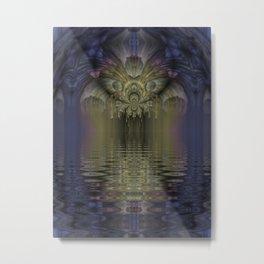 Sacred Expansion Metal Print