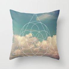 Geometry #1 Throw Pillow