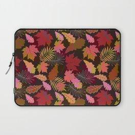 Autumn fall. Laptop Sleeve