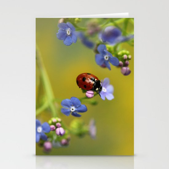 Forget me not... Stationery Cards