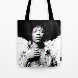 Hendrix, Jimi Tote Bag