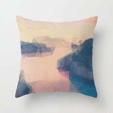 Dream Island Throw Pillow