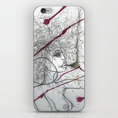 Can You Hand Me That Shirt? iPhone & iPod Skin