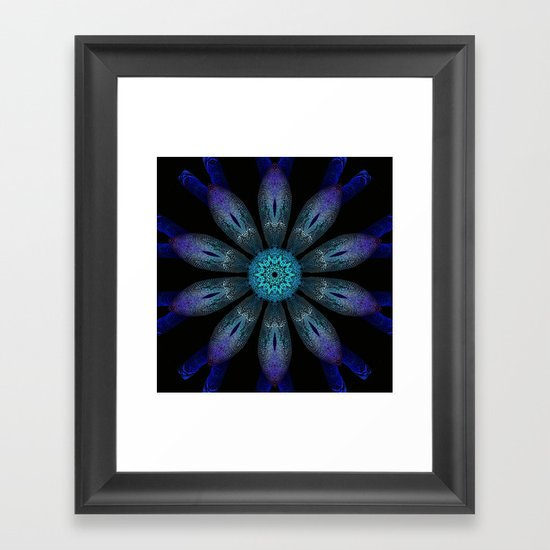 All Aglow Framed Art Print
