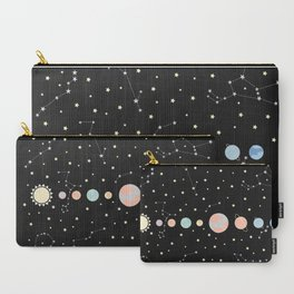 For You - Solar System Illustration Carry-All Pouch