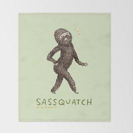 Sassquatch Decke