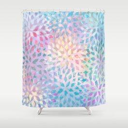 Summer Pattern #2 - color variation Shower Curtain