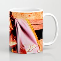 peru Mugs featuring Peru by very giorgious