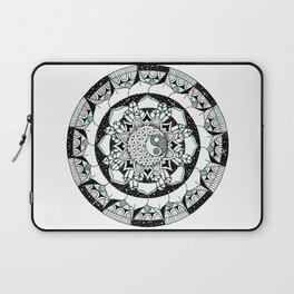Balanced Moon Laptop Sleeve