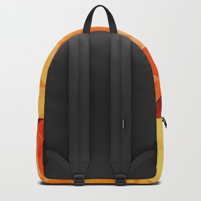 Tricolor Backpack