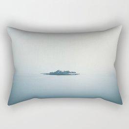 silence III Rectangular Pillow
