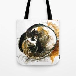 Little furet (c) 2017 Tote Bag