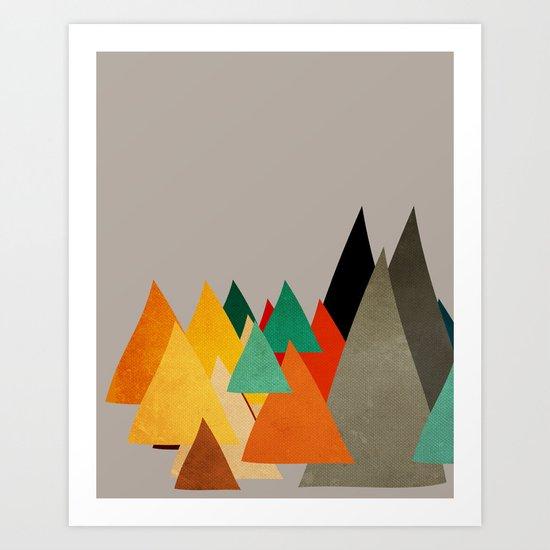 Textures/Abstract 52 Art Print