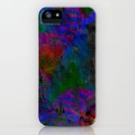 Human Sadness iPhone Case
