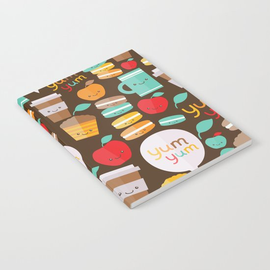 yum yum Notebook