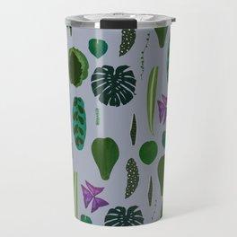 A non-scientific botanical investigation of the indoor plant. Travel Mug
