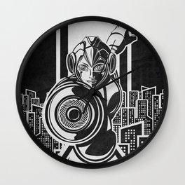Megaman. In the year 20xx Wall Clock