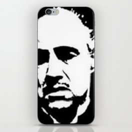 Vito Corleone iPhone Skin