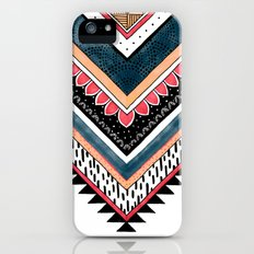 Tribal Geometric Chevron iPhone (5, 5s) Slim Case