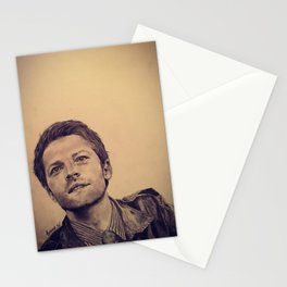 Misha Collins Stationery Cards
