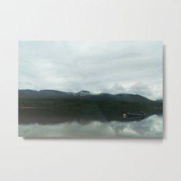 Loch Morlich Metal Print