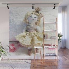 Doll in Lace~ Wall Mural