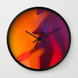 Passionate Being Wall Clock