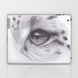 Cheetah Eye Drawing Laptop & iPad Skin