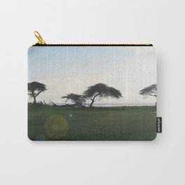 Acacia Field,Ethiopia Carry-All Pouch