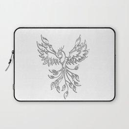 White Phoenix Laptop Sleeve
