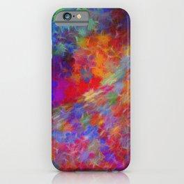 Floral Avenue iPhone Case