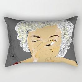 SmokingMonroe Rectangular Pillow