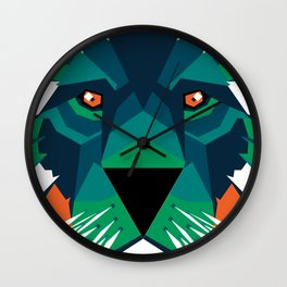 Aurora Lion Wall Clock