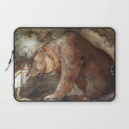 Among gnomes and trolls Laptop Sleeve
