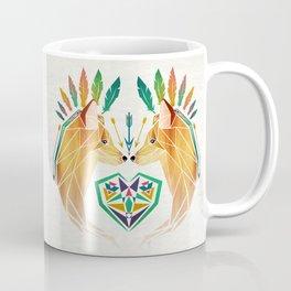 foxes in love Coffee Mug