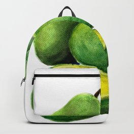 Avocado Green Backpack