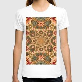 Michael Robinson Mandala T-shirt