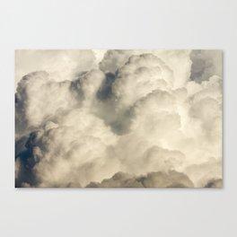 Cumulonimbus Clouds 4 Canvas Print