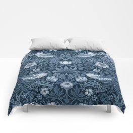 "William Morris ""Strawberry Thief"" 2. Comforters"