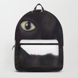 Portrait Of Gus print Backpack