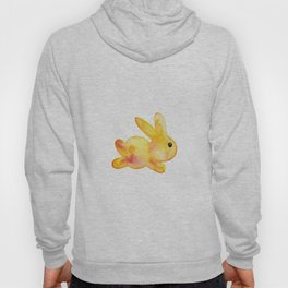 Little Bunny No. 1 by kathy Morton Stanion Hoody