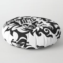 Time For Fun Floor Pillow