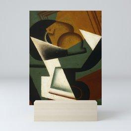 "Juan Gris ""Dish of Fruit"" Mini Art Print"