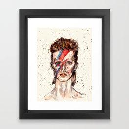 Heroes Inspired Framed Art Print
