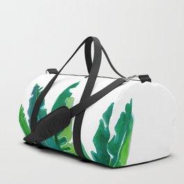 Watercolor Nature Duffle Bag