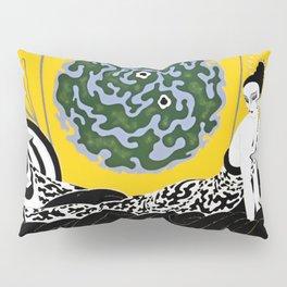 "Art Deco Design ""Selection of the Heart"" Pillow Sham"