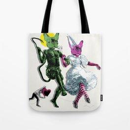 Dance, Chauncey, Dance - French Bulldog Tote Bag