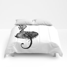 Treble Feather Comforters