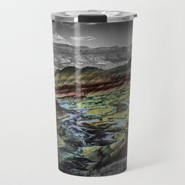Painted Hills  Travel Mug