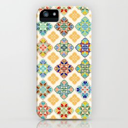 A sunny day in Marrakesh iPhone Case